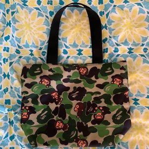 NWOT Authentic Bape Baby Milo Bag